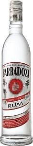Barbadoza white rum 37.5% 0.7