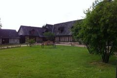 Werkbezoek aan Domaine Christian Drouin Calvados oude kar