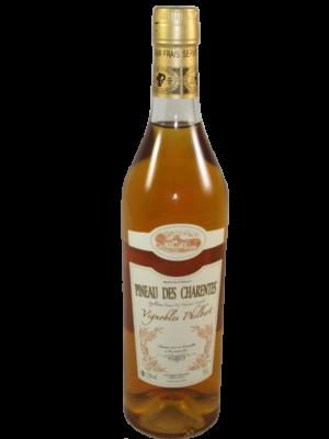 Fles - Cognac - Philbert - Pineau de Charentes - Philbert Blanc - 0,75l