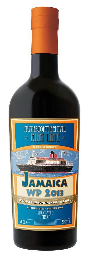 Fles - Rum - Transcontinental Rum Line - Jamaica - 2013 - 0,7l - 38%