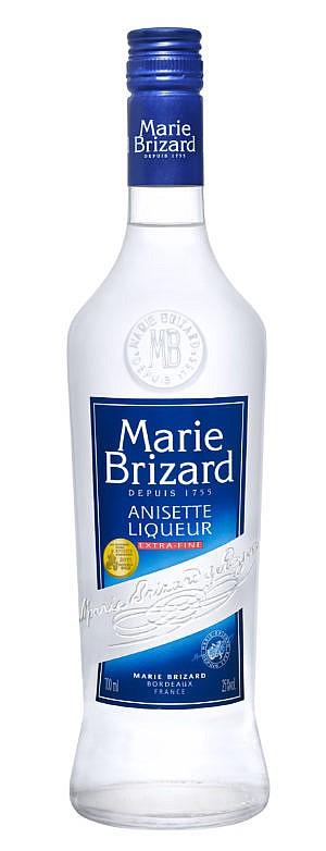 Fles - Likeuren - Marie Brizard - Anisette - 0,7l - 25%