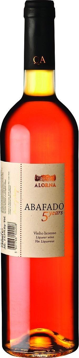 Fles - Wijnen - Portugal - Quinta Da Alorna - Abafado - 5yrs - 0,75l - 17,5%