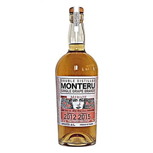 Monteru Merlot Fles