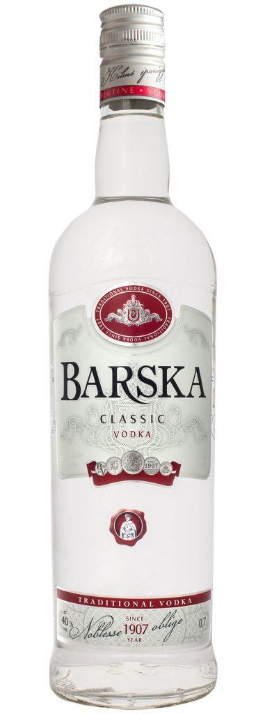 Fles - Vodka - Barska - 0,7l - 40% (2)