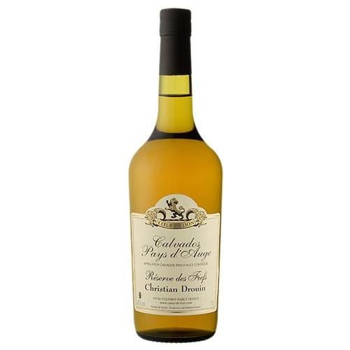 Fles - Calvados - Christian Drouin - Reserve - Pays d'Auge - 0,7l - 40%