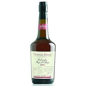 Fles - Calvados - Christian Drouin - Madeira Cask 1994 - Pays d'Auge - 0,7l - 40%