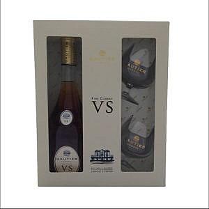 Cognac Gautier VS Geschenkdoos