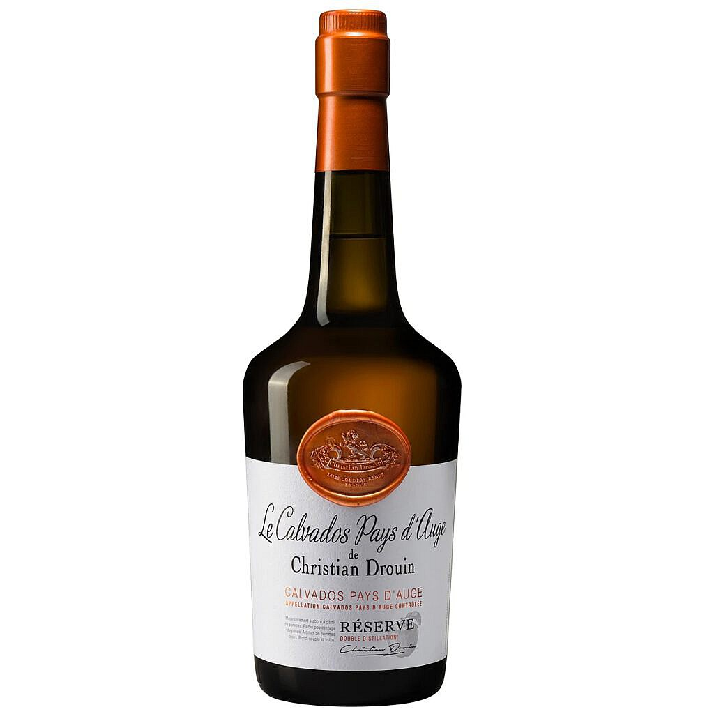 Calvados Christian Drouin Réserve Pays d'Auge