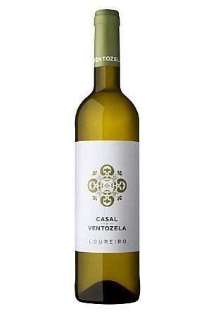 Fles - Wijnen - Portugal - Casal de Ventozela - Loureiro - 0,75l - 12%