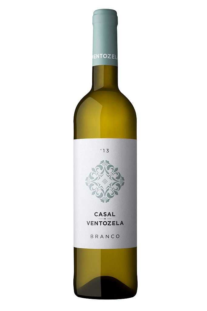 Fles - Wijn - Portugal - Casal de Ventozela - Branco - 0,75l - 13,5%