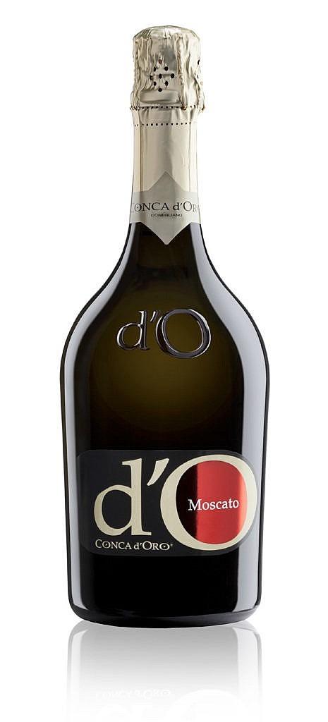 Fles - Wijnen - Italie - Conca d'Oro - Spumante Prosecco - Cuvee d'Oro Moscato - 0,75l - 8%