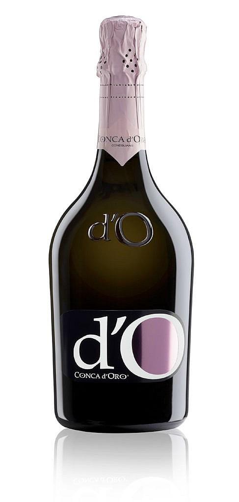Fles - Wijnen - Italie - Conca d'Oro - Spumante Prosecco Raboso - Rose - Extra Dry - 0,75l - 11,5%
