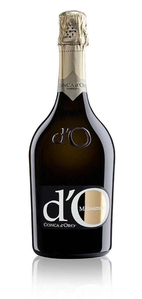 Fles - Wijnen - Italie - Conca d'Oro - Spumante Prosecco Cuvee Oro - Extra Dry - 0,75l - 11%