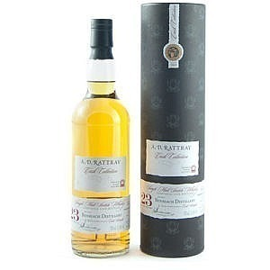 A.D. Rattray - Benriach - 23 yo - Benriach - 0,7l - 51,8%