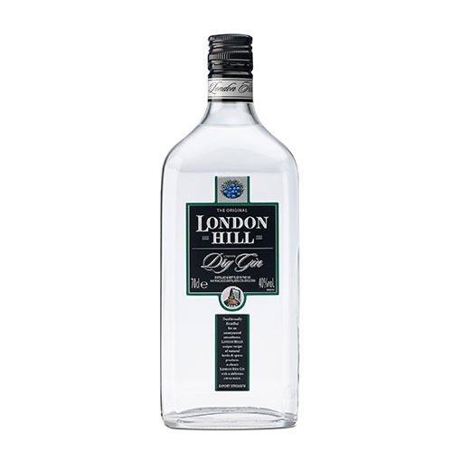 Fles - London Hill - Dry Gin - 0,7l - 43%