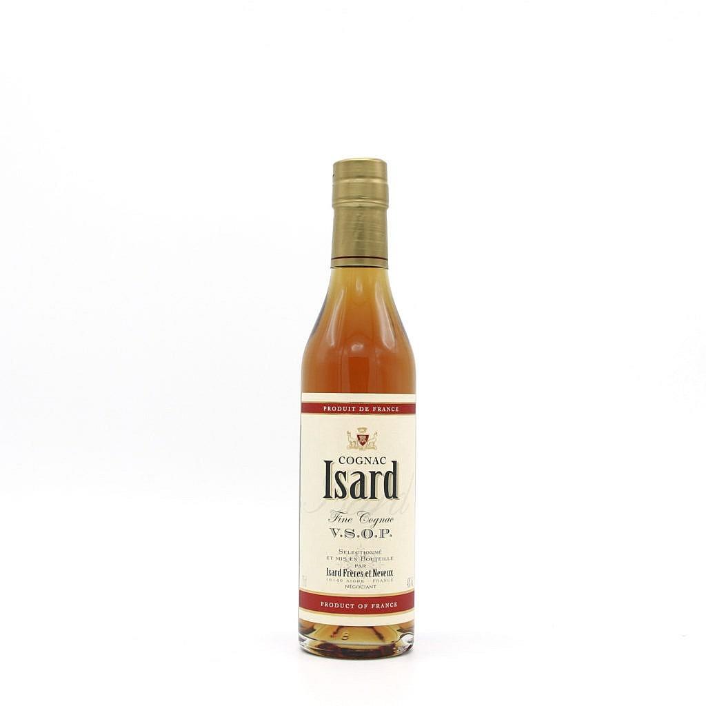 Fles - Cognac - Isard - VSOP - 0,35l - 40%