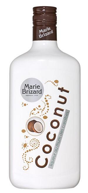 Fles - Likeuren - Marie Brizard - Coconut - Latino - 0,7l - 20%
