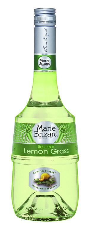 Fles - Likeuren - Marie Brizard - Lemon Grass - 0,7l - 20%
