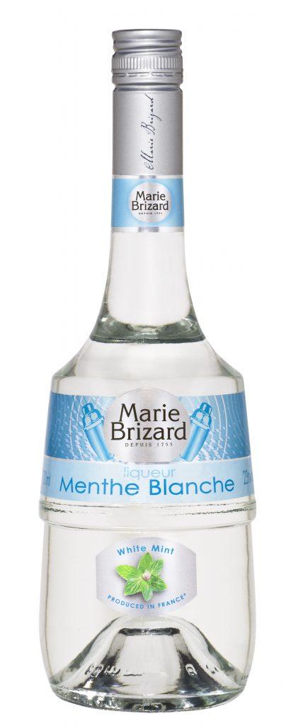 Fles - Likeuren - Marie Brizard - Menthe Blanche - 0,7l - 25%