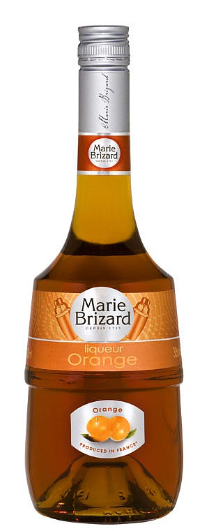Fles - Likeuren - Marie Brizard - Orange - 0,7l - 38%