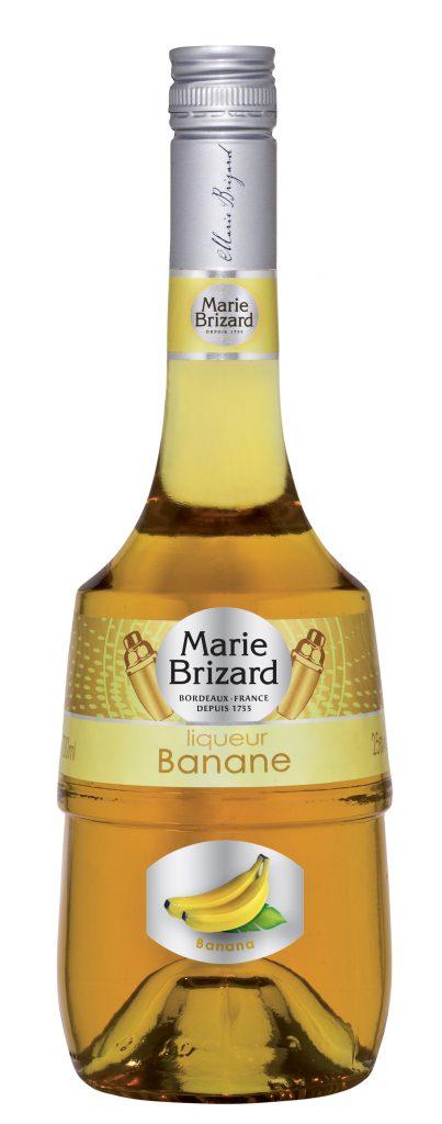 Fles - Likeuren - Marie Brizard - Creme De Banane - 0,7l - 25%