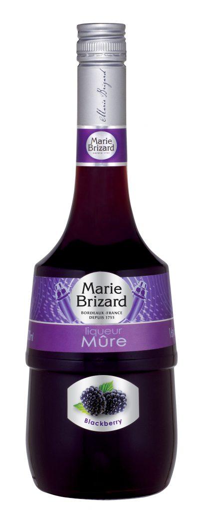 Fles - Likeuren - Marie Brizard - Mure - 0,7l - 16%