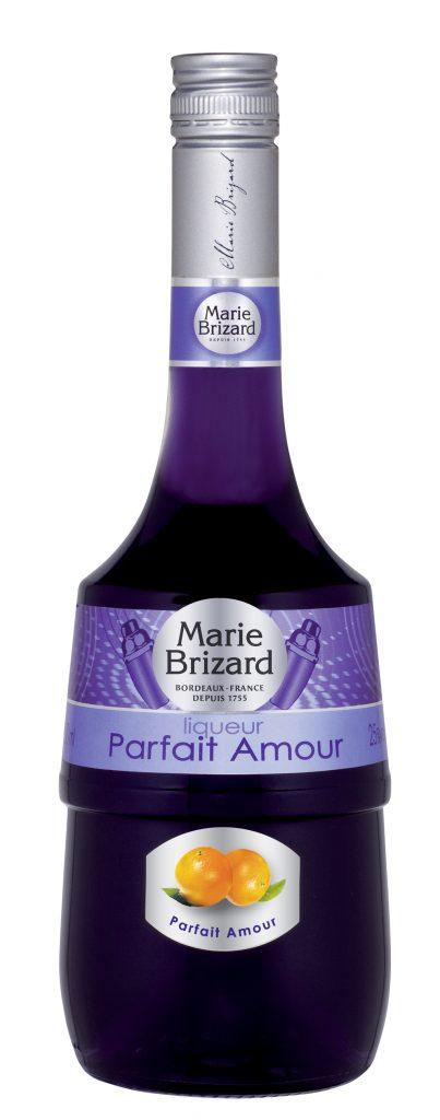 Fles - Likeuren - Marie Brizard - Parfait Amour - 0,7l - 25%