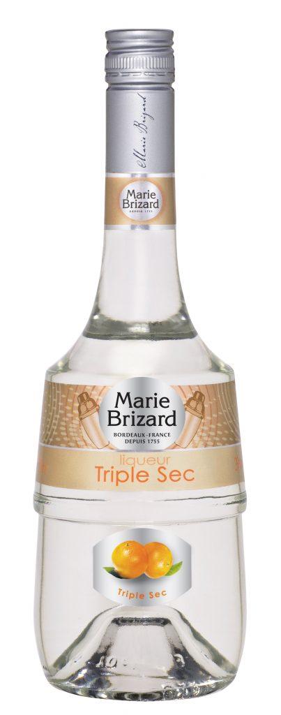 Fles - Likeuren - Marie Brizard - Triple Sec - 0,7l - 39%