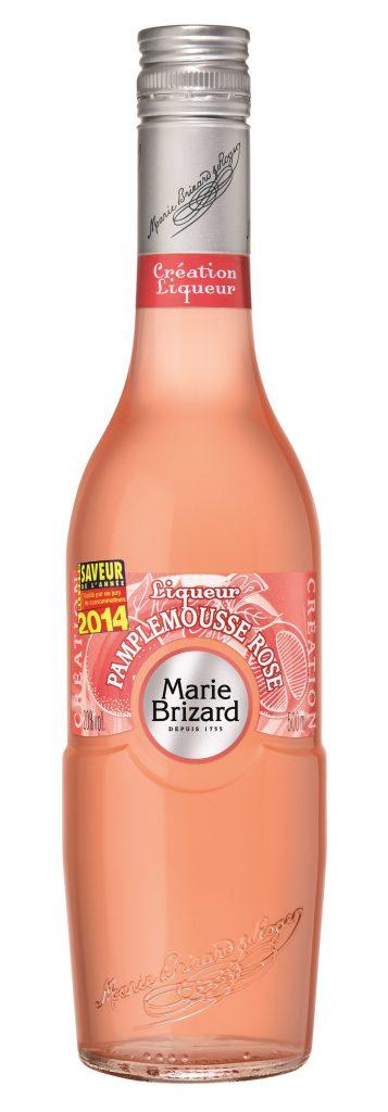 Fles - Likeuren - Marie Brizard - Pamplemousse Rose - 0,5l - 20%
