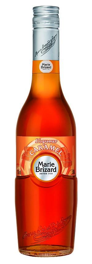 Fles - Likeuren - Marie Brizard - Caramel - 0,5l - 20%
