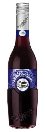Fles - Likeuren - Marie Brizard - Cassis Dijon - 0,5l - 25%