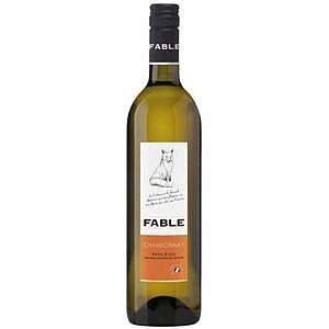 Fles - Wijnen - Frankrijk - Fable - Le Corbeau & Le Renard - Chardonnay - 0,75l - 13%