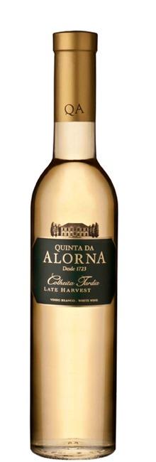 Fles - Wijnen - Portugal - Quinta Da Alorna - Colheita Tardia Late Harvest - 0,375l - 11%