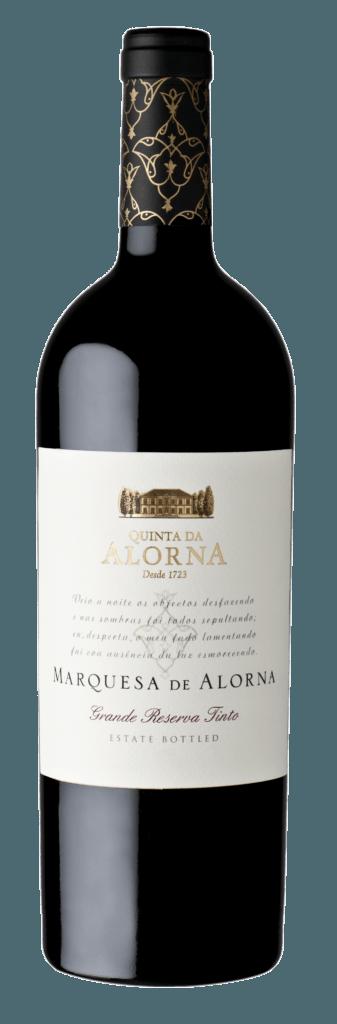 Fles - Wijnen - Portugal - Marquesa Da Alorna Red - Grande Reserva Rood - 0,75l - 14%