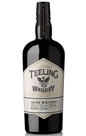 Fles - Whisky - Teeling - Small Batch - 0,7l - 46%