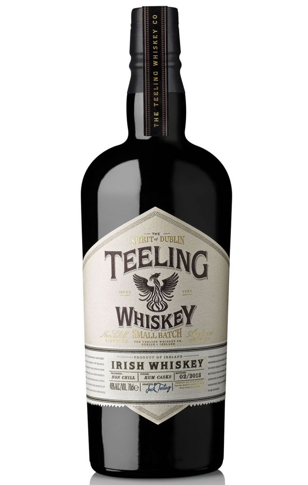 Fles - Whisky - Teeling - Small Batch - 0,7l - 46%