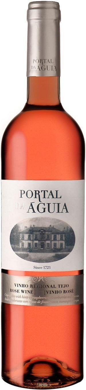 Fles - Wijnen - Portugal - Quinta Da Alorna - Da Aguia Rosé - 0,75l - 12%