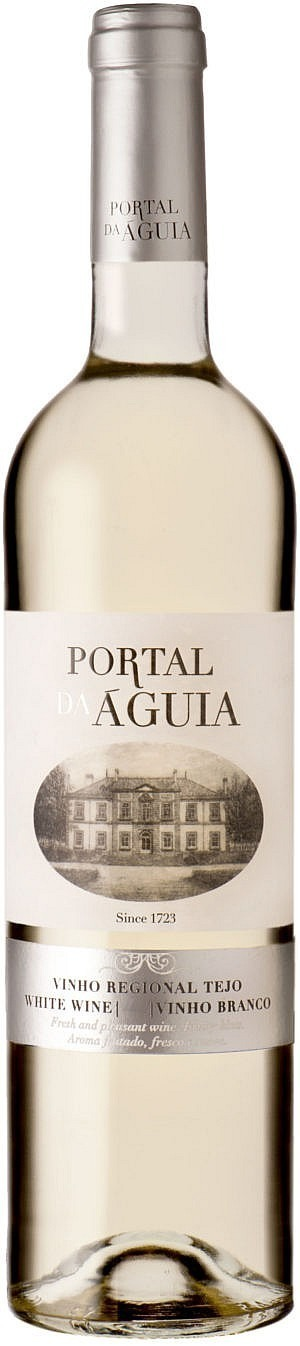 Fles - Wijnen - Portugal - Quinta Da Alorna - Da Aguia Wit - 0,75l - 12%