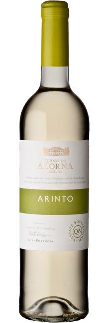 Fles - Wijnen - Portugal - Quinta Da Alorna - Arentino - Wit - 0,75l