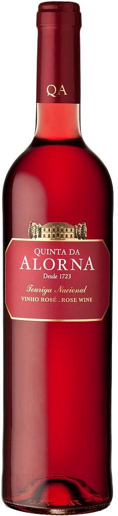 Fles - Wijnen - Portugal - Quinta Da Alorna - Rosé Red Bottle- 0,75l - 12%
