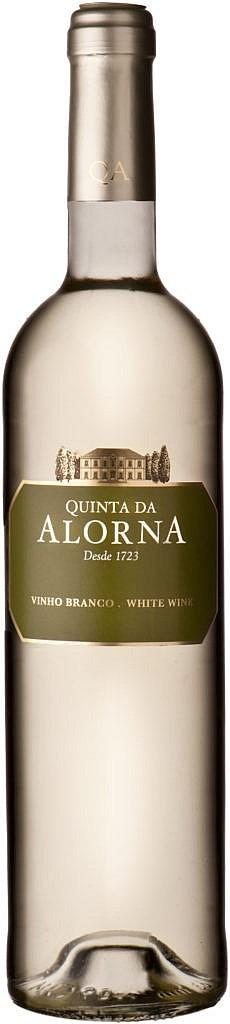 Fles - Wijnen - Portugal - Quinta Da Alorna - Wit - 0,75l - 13%