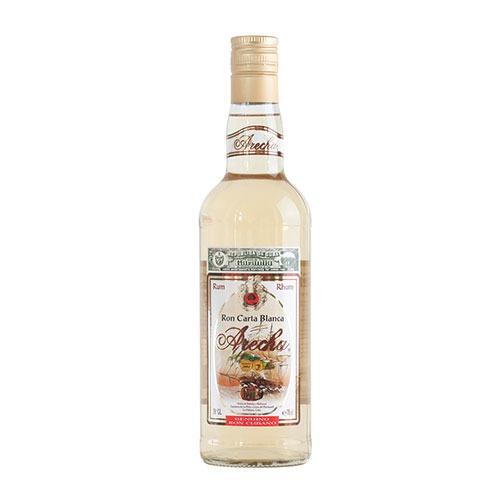 Fles - Arecha - Ron Carta Blanca - 0,7l - 38%