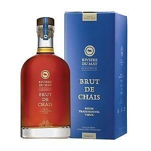Tradition Old Rum De Chai Limited Edition Riviere du mat brut de chais