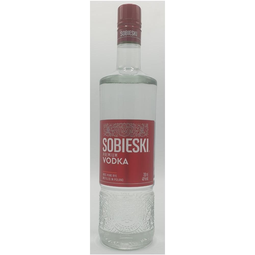 Fles - Vodka - Sobieski - (polen) - 0,7l - 40%