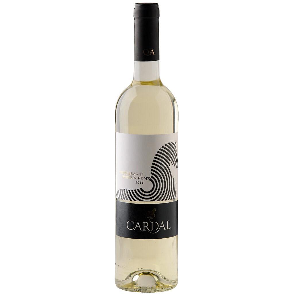 Fles - Wijnen - Portugal - Quinta Da Alorna - Cardal Wit - 0,75l - 12%