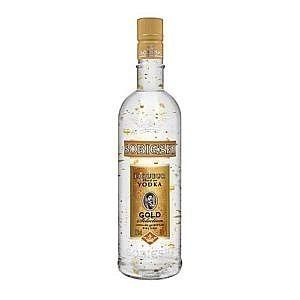 Vodka Sobieski Gold (polen)