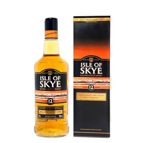 Isle of Skye 12 yrs