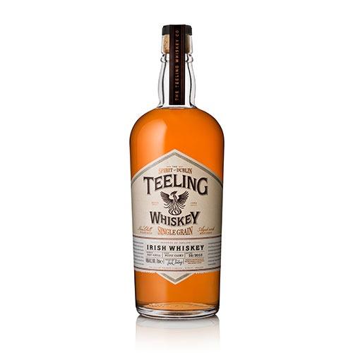 Fles - Whiskey - Teeling Single Grain Red Wine Casks - 0,7l - 46%