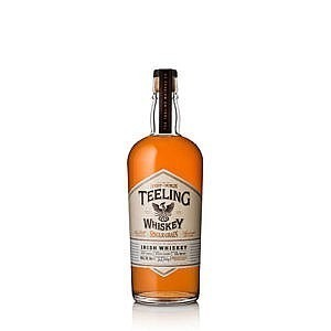 Fles - Whiskey - Teeling Single Grain Red Wine Casks - 0,7l - 46%
