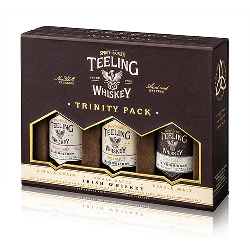 Teeling Trinity 3-pack